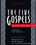 Five Gospels The Search for the Authentic Words of Jesus