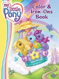 My Little Pony Color and Iron-ons Book