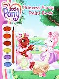 My Little Pony Princess Party Paint Book