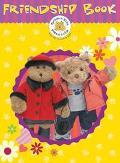 Build a Bear Workshop Friendship Book