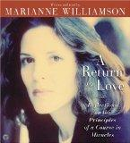 A Return to Love CD