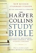 Harpercollins Study Bible New Revised Standard Version, With the Apocryphal/Deuterocanonical...
