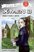 X-men 3 The Reusable Book