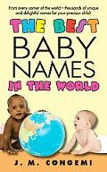 Best Baby Names in the World