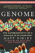 Genome The Autobiography of a Species in 23 Chapters