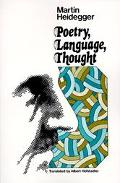 Poetry, Language, Thought, Vol. 1