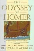 The Odyssey of Homer (Lattimore translation)
