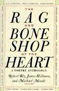 Rag and Bone Shop of the Heart Poems for Men
