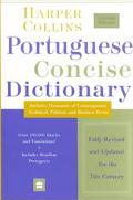 Harpercollins English-Portuguese Portugues-Ingles Dictionary