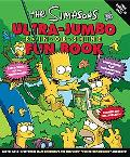 Simpsons Ultra-jumbo Rain-or-shine Fun Book