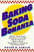 Baking Soda Bonanza - Peter A. Ciullo - Paperback - Unabridged