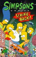 Simpsons Comics Strike Back Strike Back