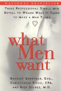What Men Want Professional Single Men Reveal to Women What It Takes to Make a Man Yours