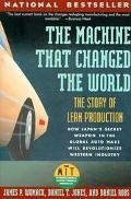 Machine That Changed the World The Story of Lean Production