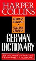 Harper Collins German Dictionary