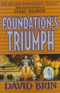 Foundation's Triumph (Second Foundation Series #3) - David Brin - Hardcover