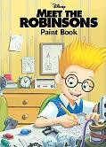 Meet the Robinsons Paint Book