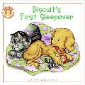 Biscuit's First Sleepover