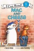 Mac and Cheese (I Can Read Book 1)