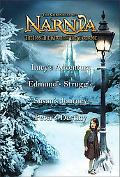 Chronicles of Narnia The Lion, the Witch and the Wardrobe Chapter Book Box Set