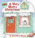 Very Merry Christmas A Little Pop Book