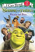 Shrek the Third Friends and Foes