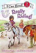 Pony Scouts: Really Riding! (I Can Read Series Level 2)