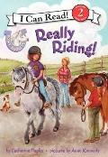 Pony Scouts: Really Riding! (I Can Read Book 2)