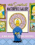 Simpsons Masterpiece Gallery A Big Book of Posters