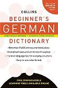 Collins Beginner's German Dictionary, 5e