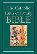 NRSV - The Catholic Faith and Family Bible