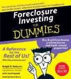 Foreclosure Investing For Dummies CD (For Dummies (Lifestyles Audio))