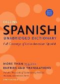 Spanish Unabridged Dictionary