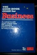 The Good book guide for business