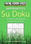 New York Post Apprentice Su Doku: Medium