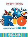 Rio : The Movie Storybook