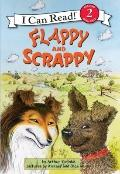 Flappy and Scrappy (I Can Read Book 2)