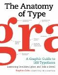 Anatomy of Type : A Graphic Guide to 100 Typefaces