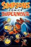 Simpsons Comics Supernova