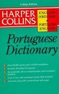 Harper Collins Portuguese Dictionary English, Portuguese Portuguese, English