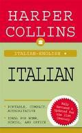 Harpercollins Italian Dictionary Italian/English, English/Italian