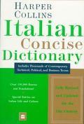 Harper Collins Italian Concise Dict.