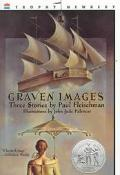 Graven Images: Three Stories - Paul Fleischman - Paperback