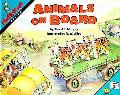 Animals on Board Adding, Level 2