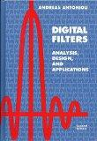 Digital Filters: Analysis, Design and Applications - Andreas Antoniou - Hardcover - 2nd ed