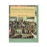 Study Guide to Accompany Nation of Nations: A Narrative History of the American Republic : S...