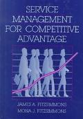 Service Management for Competitive Advantage