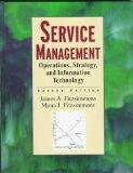 Service Management: Operations, Strategy, and Information Technology