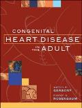Congenital Heart Diseases in the Adult