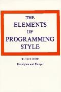 Elements of Programming Style - Brian W. Kernighan - Paperback - 2d ed